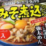 【名古屋】寿がきや 味噌煮込みうどんを頂いてみた【インスタント】