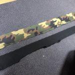 【ロッドカバー】2ピースロッドにオススメ。「ニット竿袋」でタックルを纏めて持ち運ぼう