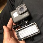 【GoPro】コスパ最強LEDライト「suptig」夜間撮影初心者がコレを使うべき3つの理由